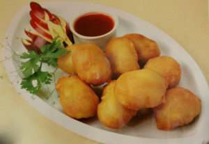 Sweet and Sour Chicken Balls | Chinese Caister | Tasty House